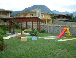 jardim para crianças