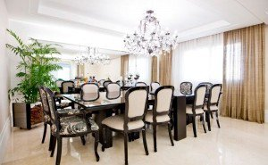 dica de decoração com móveis contemporânios