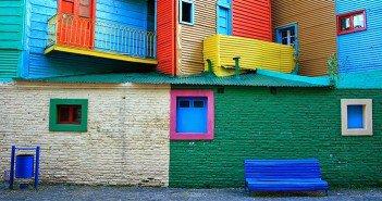 Cartões postais de Buenos Aires
