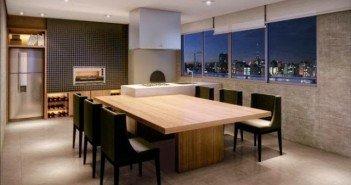 como aproveitar espaço num apartamento pequeno