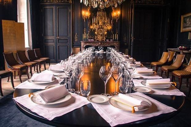 Hôtel du Marc da Veuve Clicquot em Reims na França