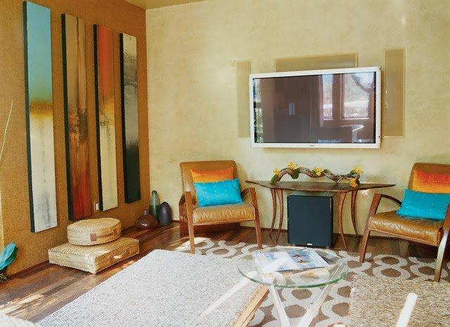 Cores para decoração de interiores