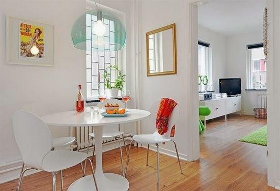 dicas de decoração para apartamentos pequenos