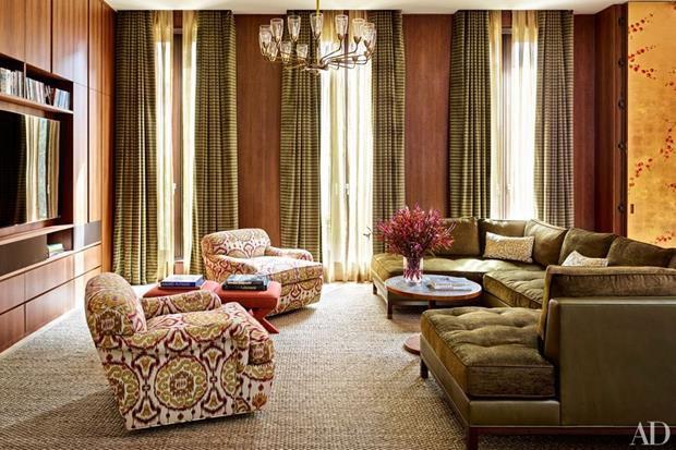 casa de luxo em manhattan decorada