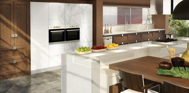 Inspire-se com essas cozinhas