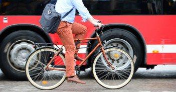 Utilize mais a bicicleta no seu dia a dia