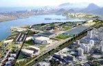 A Barra da Tijuca no Rio de Janeiro sediará a Cidade Olímpica em 2016
