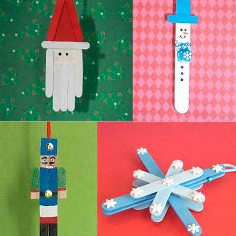 Decoração de Natal sustentável