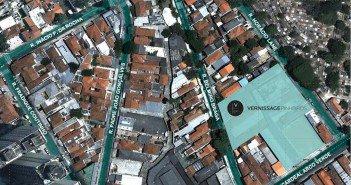 Vernissage Pinheiros - Localização