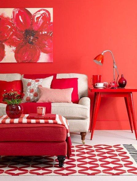 5 combinações de cores para harmonizar sua decoração
