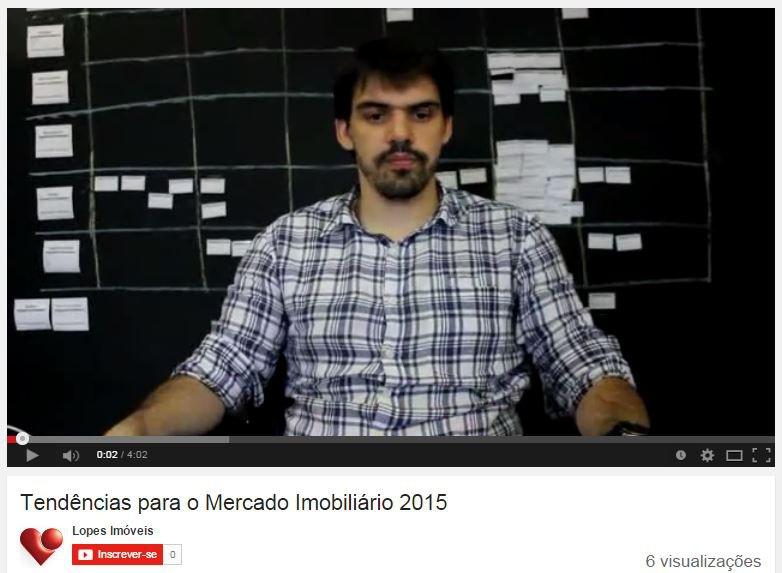Caio Comerlato da Digital Imob fala sobre o Mercado Imobiliário em 2015