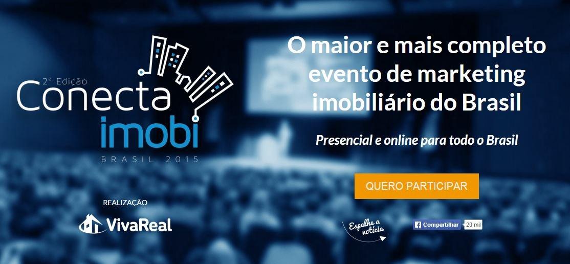 Lopes participa do Conecta Imobi com 3 palestrantes