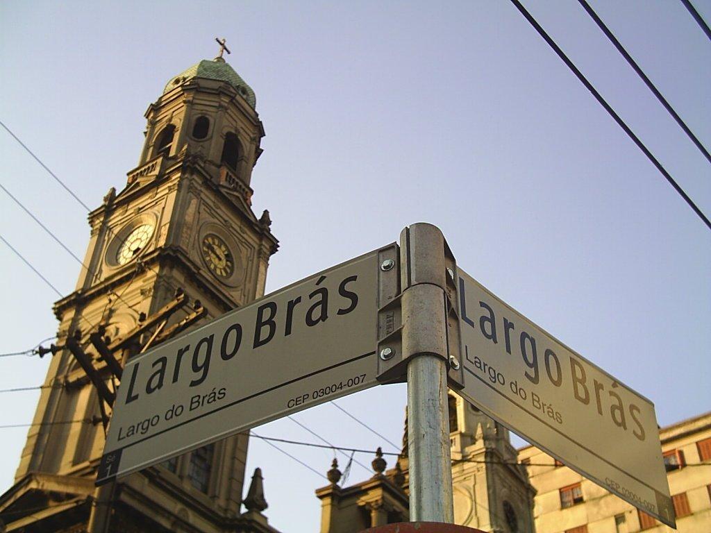 Conheça o bairro do Brás em SP