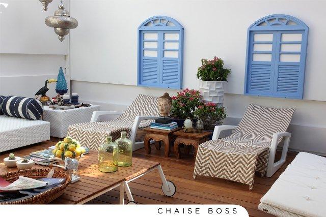 Chaise Boss