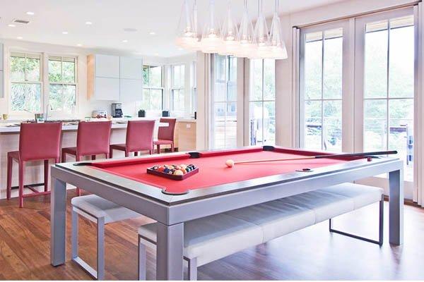 Veja como preparar a sua decoração para receber uma mesa de bilhar