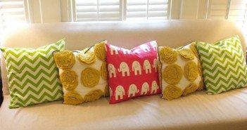 Saiba decorar a sua casa usando estampas