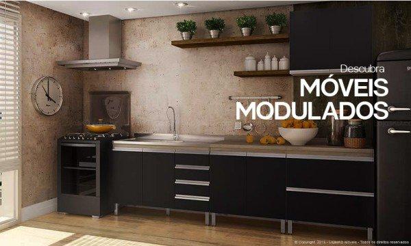 Descubra como planejar e montar móveis modulados