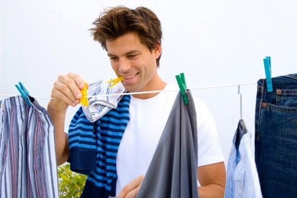 Como secar roupa no inverno
