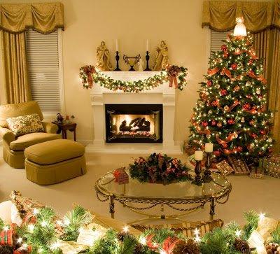 Use a criatividade para decorar sua casa no Natal
