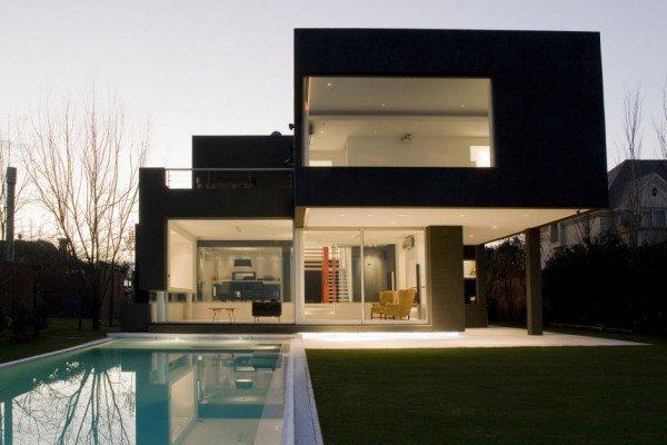 Fachadas De Casas Modernas Minimalistas