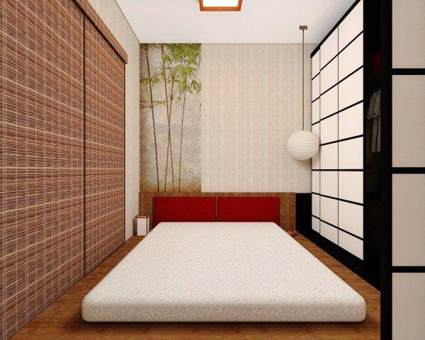 Japonês na decoração? Inspire se nesse quarto  ~ Quarto Planejado Estilo Japones