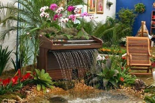 ama flores levanta a mão e falar em jardim sem imaginar lindas flores