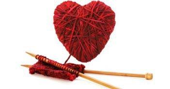 heart of knitting