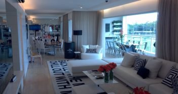 *Foto do apartamento decorado pela Arq. Fernanda Marques – Jardim das perdizes – Flavio Westmann