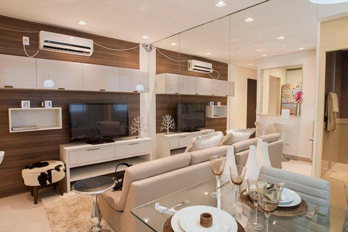 Apartamentos compactos
