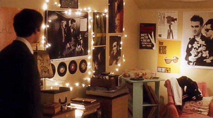 quartos das séries e filmes