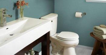 Pequeno banheiro
