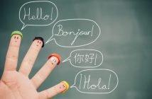 nova língua