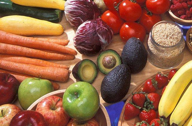 conservar vegetais