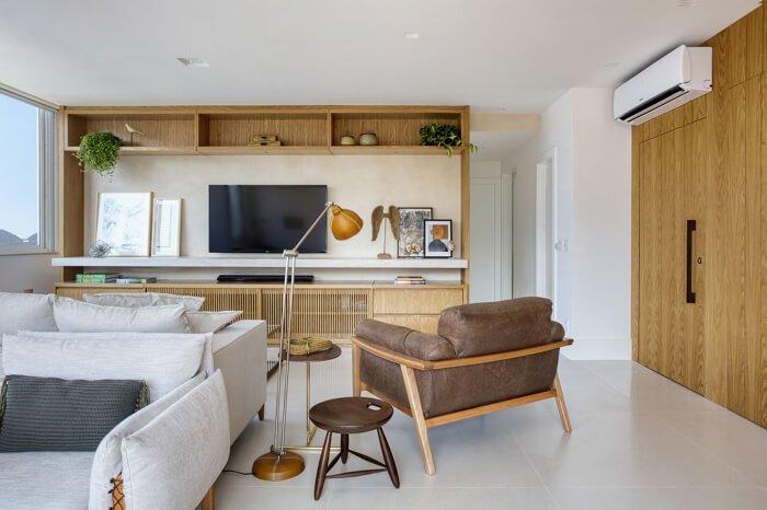 móveis para decorar sala de estar