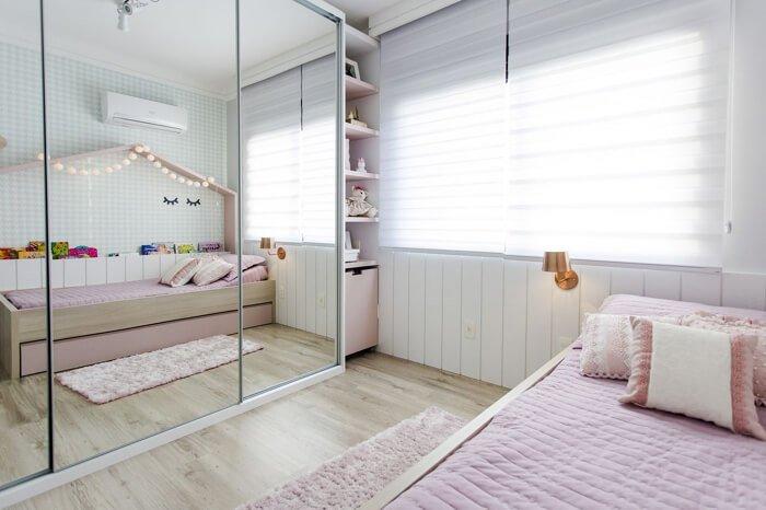 móveis para quartos infantis
