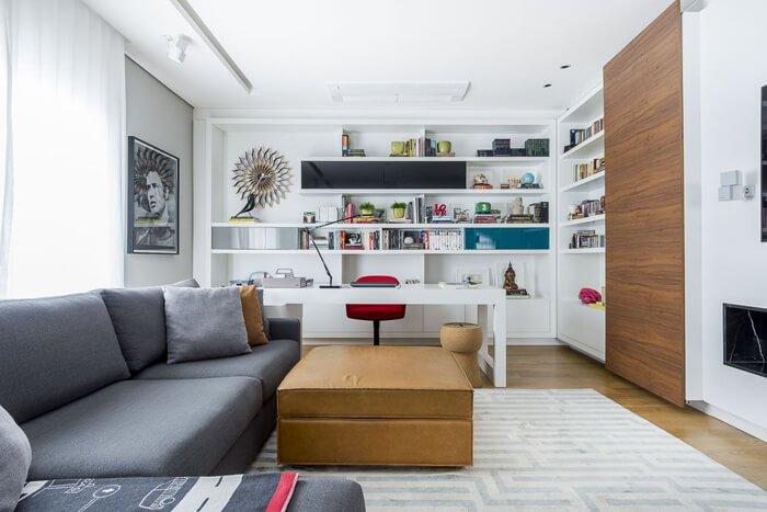 como escolher móveis para escritório