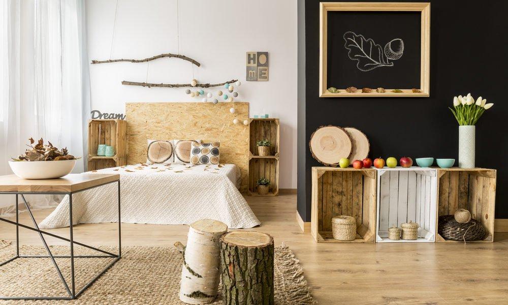 Conheça formas de usar a madeira para decorar a sua casa