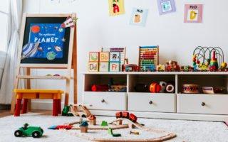 Quarto montessoriano: divertido e educacional