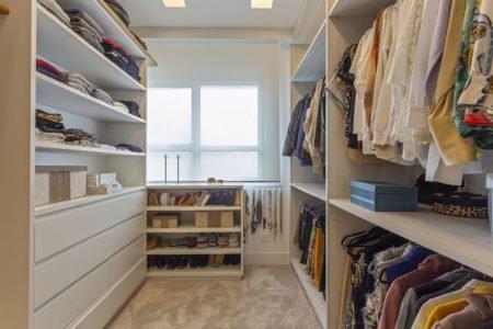 walk in closet feminino