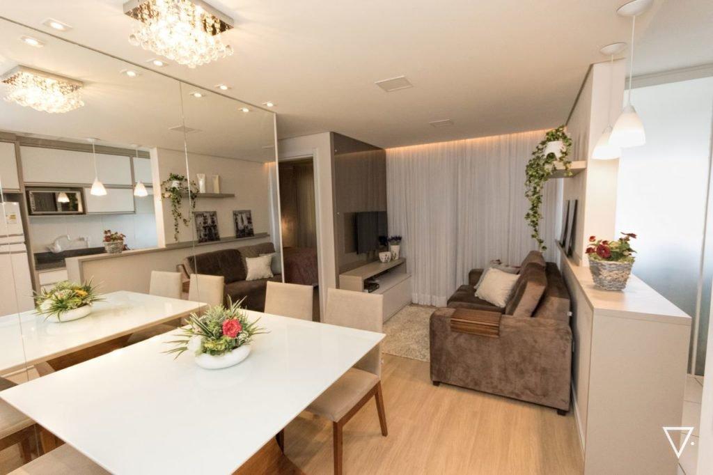 modelos de sofá para apartamentos pequenos