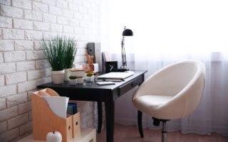 Como decorar o seu escritório para o home office