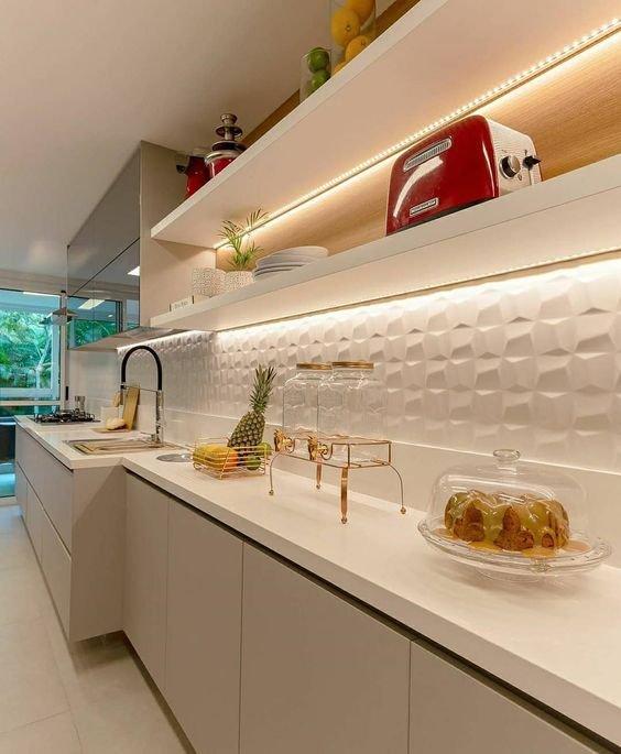 5 dicas para deixar a decoração da sua cozinha impecável