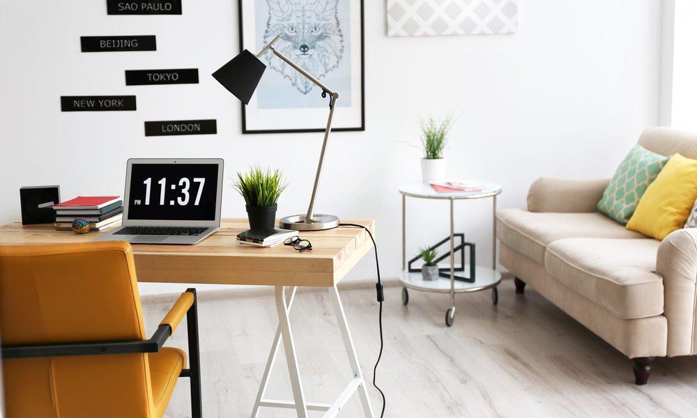 4 ideias para decorar o seu home office