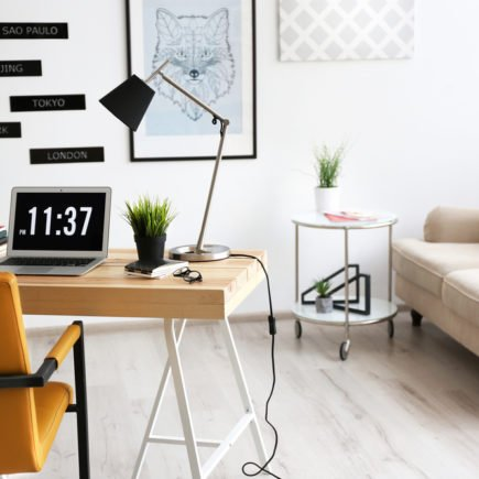 4 ideias para decorar o seu home office