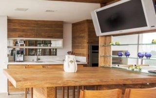 Os segredos da decoração rústica para a sua cozinha